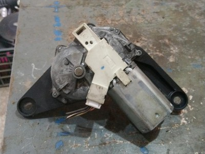 RENAULT CLIO II (BB0/1/2_, CB0/1/2_) 1.5 dCi (B/CB07) hátsó ablaktörlő motor